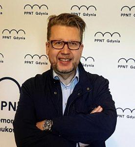 Portrait of Tapani Jokinen